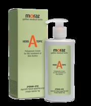 Лечебный и успокаивающий крем для лица и тела Moraz Herbatopic